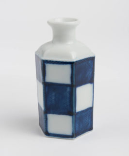 Ichimatsu Hexagon Tokkuri