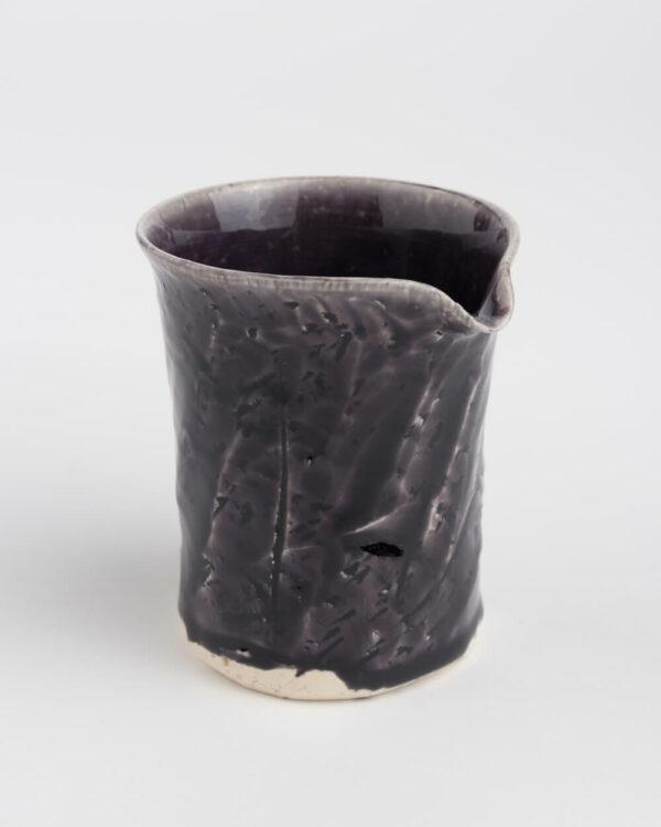 Kiyomizu Purple Sake Katakuchi